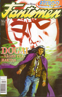 Cover Thumbnail for Fantomen (Egmont, 1997 series) #21/2007