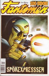 Cover Thumbnail for Fantomen (Egmont, 1997 series) #26/2007