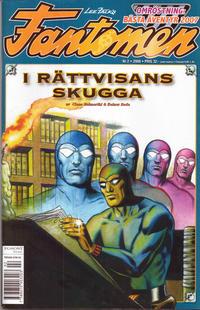 Cover Thumbnail for Fantomen (Egmont, 1997 series) #2/2008