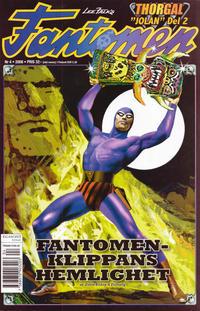 Cover Thumbnail for Fantomen (Egmont, 1997 series) #4/2008