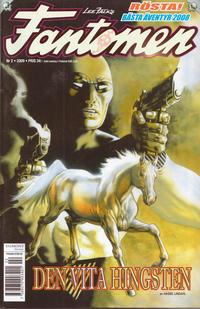 Cover Thumbnail for Fantomen (Egmont, 1997 series) #2/2009