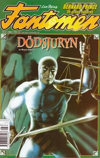 Cover Thumbnail for Fantomen (Egmont, 1997 series) #8/2008