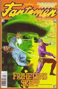Cover Thumbnail for Fantomen (Egmont, 1997 series) #25/2008