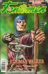 Cover Thumbnail for Fantomen (Egmont, 1997 series) #23/2009