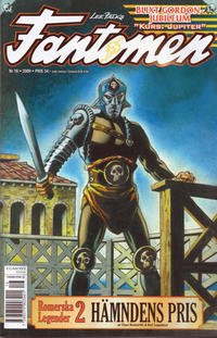 Cover Thumbnail for Fantomen (Egmont, 1997 series) #16/2009
