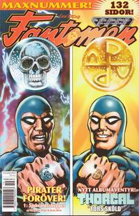 Cover Thumbnail for Fantomen (Egmont, 1997 series) #19-20/2009