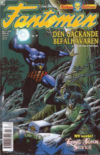 Cover Thumbnail for Fantomen (Egmont, 1997 series) #2/2010