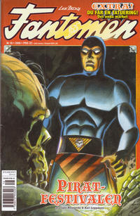 Cover Thumbnail for Fantomen (Egmont, 1997 series) #16/2008