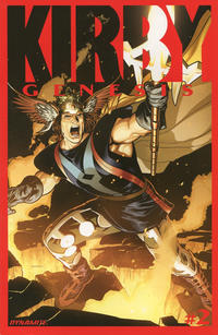 Cover for Kirby: Genesis (Dynamite Entertainment, 2011 series) #2