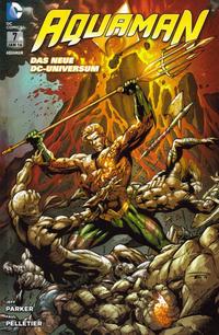 Cover Thumbnail for Aquaman (Panini Deutschland, 2012 series) #7 - Der Mahlstrom