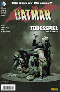 Cover Thumbnail for Batman (Panini Deutschland, 2012 series) #44 (109)