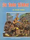 Cover for De Rode Ridder (Standaard Uitgeverij, 1959 series) #21 [zwartwit] - De wilde horde [Eerste druk]