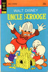 Cover Thumbnail for Uncle Scrooge (1963 series) #109 [Gold Key Variant No Fun Catalog]