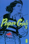 Cover for Paper Girls (Image, 2015 series) #3