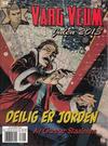 Cover for Varg Veum julehefte (Hjemmet / Egmont, 2013 series) #2013