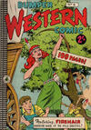 Cover for Bumper Western Comic (K. G. Murray, 1959 series) #6