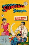 Cover for Superman Supacomic (K. G. Murray, 1959 series) #96