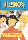 Cover for Lillemor (Serieforlaget / Se-Bladene / Stabenfeldt, 1969 series) #14/1981