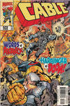 Cover for Cable (Marvel, 1993 series) #66 [Direct Edition]