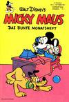 Cover for Micky Maus (Egmont Ehapa, 1951 series) #2/1951