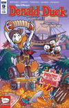 Cover for Donald Duck (IDW, 2015 series) #9 [Cover B]