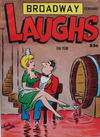 Cover for Broadway Laughs (Prize, 1950 series) #v14#11