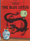 Cover for The Adventures of Tintin (Little, Brown, 1974 series) #[21] - The Blue Lotus