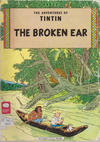 Cover for The Adventures of Tintin (Little, Brown, 1974 series) #[17] - Tintin and the Broken Ear