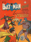 Cover for Batman (K. G. Murray, 1950 series) #14