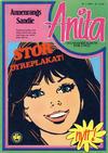Cover for Anita - Et Se-album (Serieforlaget / Se-Bladene / Stabenfeldt, 1981 series) #1/1984