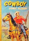 Cover for Cowboy Comic Album (World Distributors, 1952 series) #1954