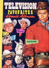 Cover for Television Favourites Comic Album (World Distributors, 1958 series) #1959