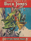Cover for Cowboy Comics (Amalgamated Press, 1950 series) #65