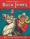 Cover for Cowboy Comics (Amalgamated Press, 1950 series) #73