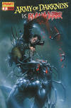 Cover Thumbnail for Army of Darkness vs. Re-Animator (2005 series) #1 [Cover C Gabriele Dell'Otto]