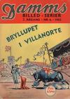 Cover for Damms Billedserier [Damms Billed-serier] (N.W. Damm & Søn [Damms Forlag], 1941 series) #4/1943