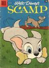 Cover for Four Color (Dell, 1942 series) #806 - Walt Disney's Scamp [15¢]