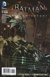 Cover for Batman: Arkham Knight (DC, 2015 series) #4