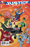 Cover Thumbnail for Justice League (2011 series) #46 [Looney Tunes Variant Cover]