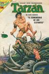 Cover for Tarzan Serie Avestruz (Editorial Novaro, 1975 series) #118