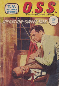 Cover Thumbnail for T. V. Picture Stories (Pearson, 1958 series) #OSS/5