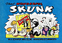 Cover Thumbnail for That Wonderful Skunk (American Comics Group, 1957 series)