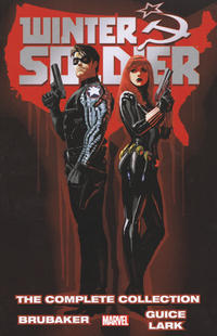 Cover Thumbnail for Winter Soldier by Ed Brubaker: The Complete Collection (Marvel, 2014 series)