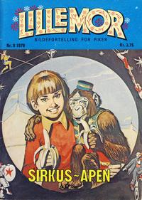 Cover Thumbnail for Lillemor (Serieforlaget / Se-Bladene / Stabenfeldt, 1969 series) #9/1979