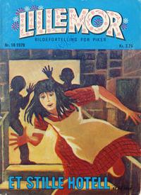 Cover Thumbnail for Lillemor (Serieforlaget / Se-Bladene / Stabenfeldt, 1969 series) #10/1979
