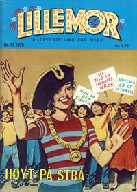 Cover Thumbnail for Lillemor (Serieforlaget / Se-Bladene / Stabenfeldt, 1969 series) #11/1979