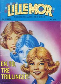 Cover Thumbnail for Lillemor (Serieforlaget / Se-Bladene / Stabenfeldt, 1969 series) #12/1979