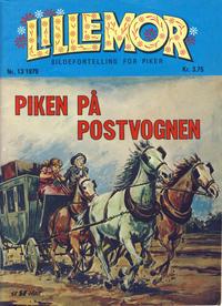 Cover Thumbnail for Lillemor (Serieforlaget / Se-Bladene / Stabenfeldt, 1969 series) #13/1979