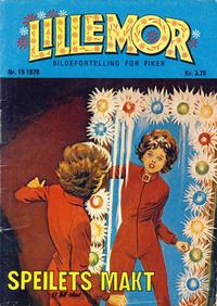 Cover Thumbnail for Lillemor (Serieforlaget / Se-Bladene / Stabenfeldt, 1969 series) #15/1979