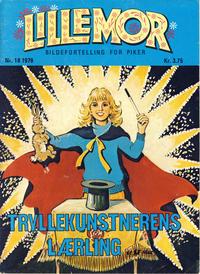 Cover Thumbnail for Lillemor (Serieforlaget / Se-Bladene / Stabenfeldt, 1969 series) #18/1979